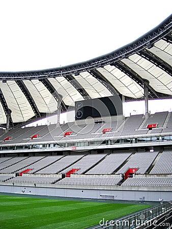 Free Stadium Royalty Free Stock Image - 6061716