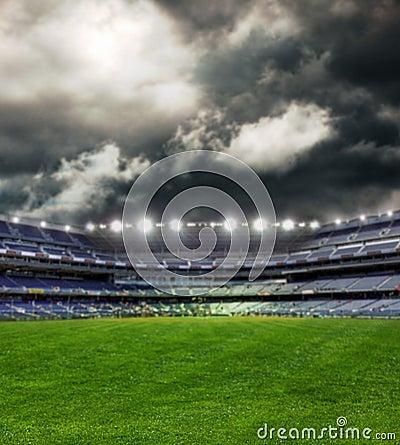 Free Stadium Royalty Free Stock Photo - 63112295