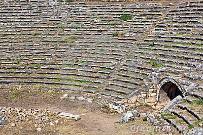 Stadium in Aphrodisias