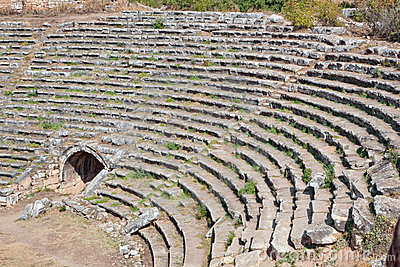 Stadium in Aphrodisias