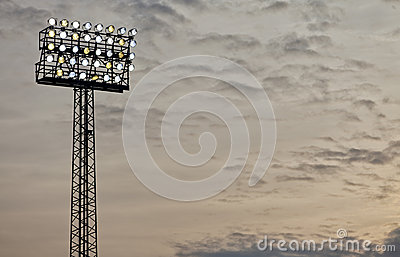Stadium Floodlight