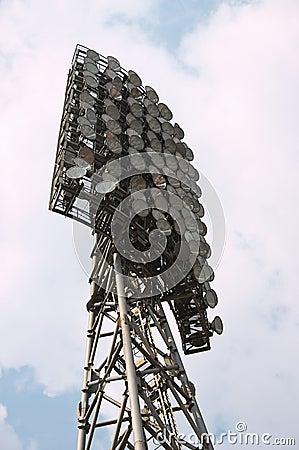 Stadium light