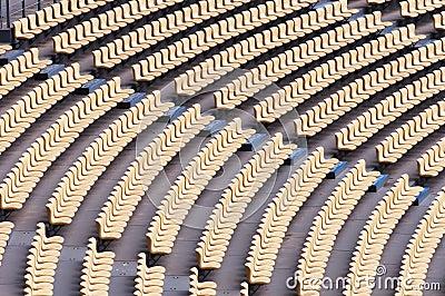Stadium seat