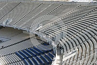 Stadium tiers