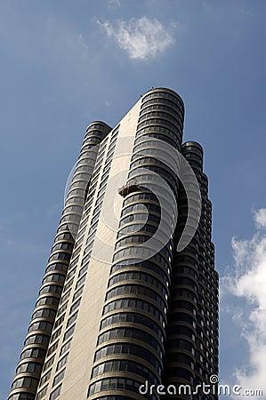 Stadt-Gebäude
