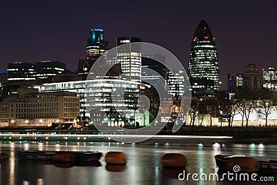 Stadt von London