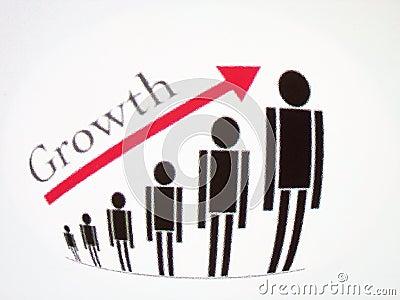 Staff Growth illustration (employment growth)