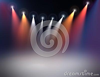 Stage illumination