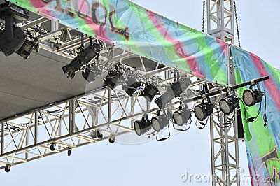 Stage Lighting Equipment