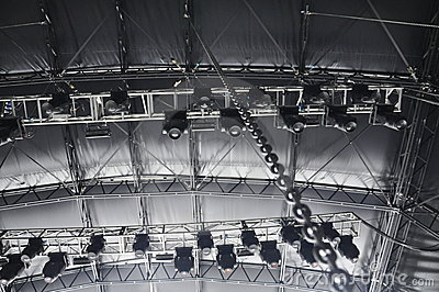 Stage Lighting Rigging
