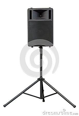 Stage loudspeaker