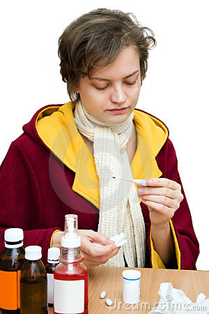 Stagione di influenza & di freddo