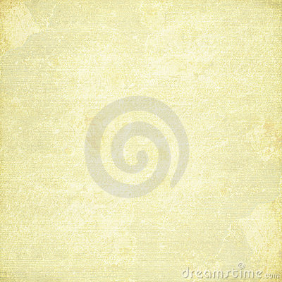 Free Stained And Yellow Ribbed Canvas With Burnt Frame Stock Images - 15316664