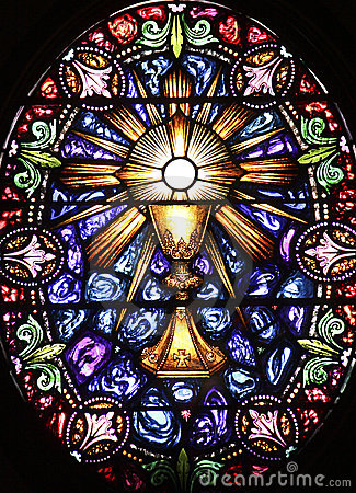 Free Stained Glass Stock Photo - 10551290