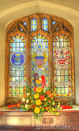 The Stained Glass