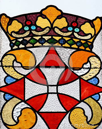 Free Stained Glass Royalty Free Stock Images - 46477649