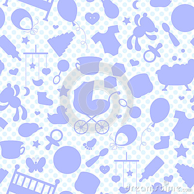 Free Stained Glass Illustration  On The Theme Of Childhood And Newborn Babies, Baby Accessories, Accessories And Toys, The Outlines Of Royalty Free Stock Photos - 91949368