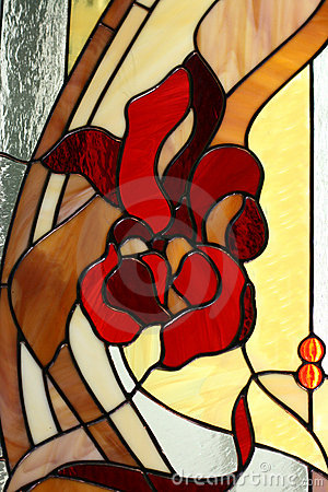 Free Stained-glass Window Stock Photography - 11247882