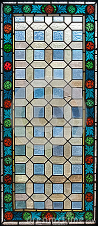 Free Stained Glass Window Stock Image - 39114741