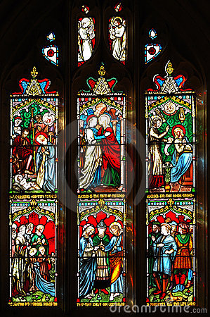 Free Stained Glass Window Stock Photo - 4676860