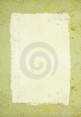 Free Stained Paper Frame Stock Photo - 1742340