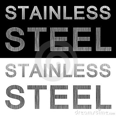 Stainless Steel Clipart