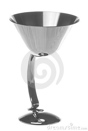 Free Stainless Steel Conical Wine Cup Stock Image - 11981901