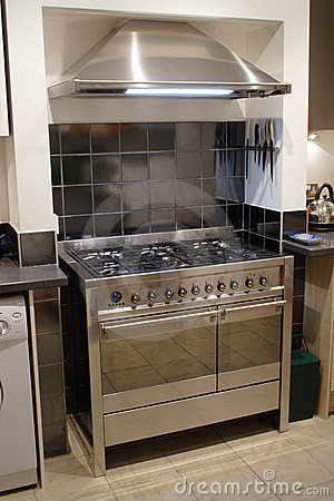 Free Stainless Steel Cooker Stock Photo - 1436510