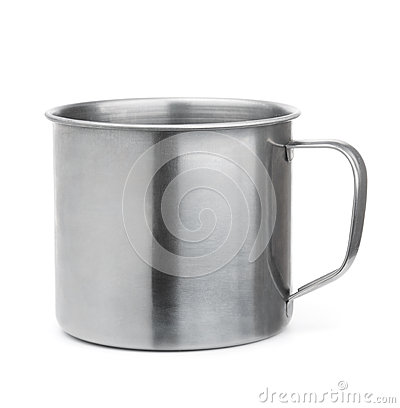 Free Stainless Steel Cup Royalty Free Stock Photos - 74459388