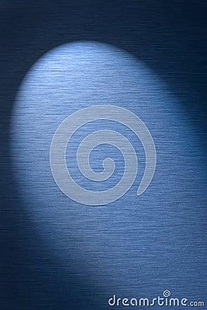 Stainless Steel Spotlight Background