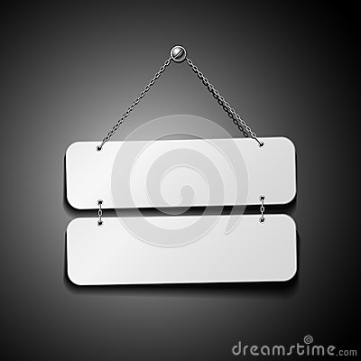 Stainless steel two nameplate