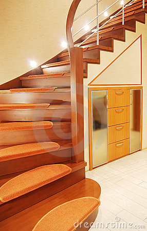 Free Stair Case Stock Photography - 14786022