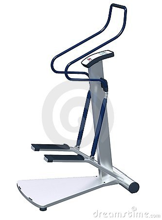 Stair climber machine