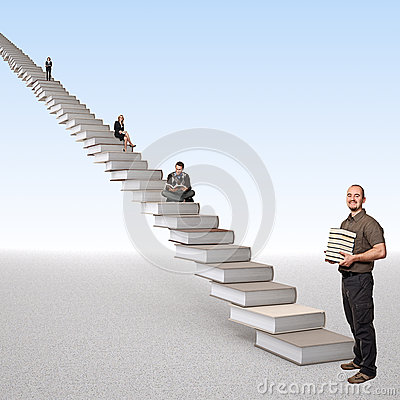 Stair of learning