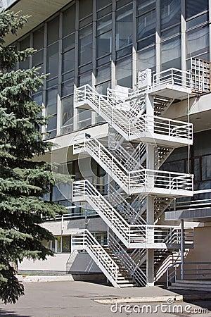 Free Stair Near Building Stock Photos - 14748403