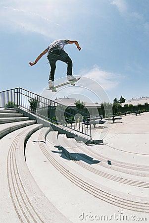 Stair Ollie