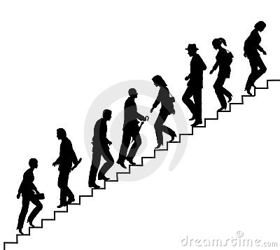 Stair walkers