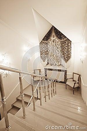 Free Staircase Royalty Free Stock Photo - 10673365