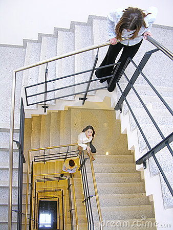 Free Staircase 2 Stock Images - 86954