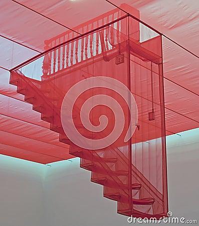 Free Staircase III Stock Image - 24974121