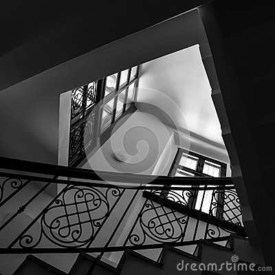 Free Staircase Interior. Stock Photos - 27225783