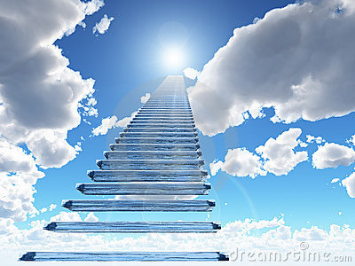 staircase to heaven. STAIRCASE TO HEAVEN (click