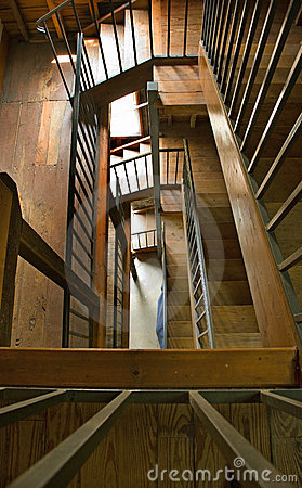 Free Stairs Royalty Free Stock Image - 2504406