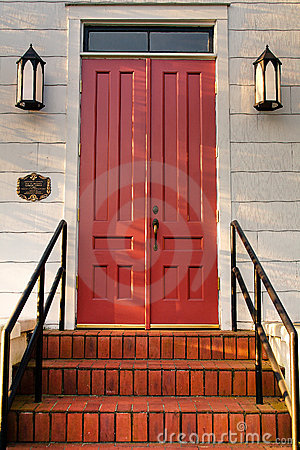 Free Stairs And Doors Stock Image - 3059691