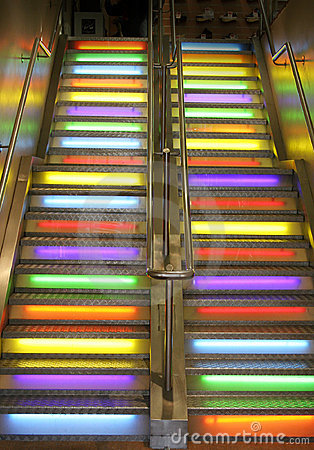 Free Stairs Stairway To Heaven Royalty Free Stock Image - 1668656