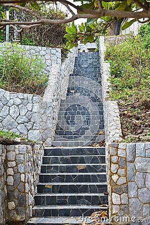 Free Stairs Stone Stock Photos - 42831653