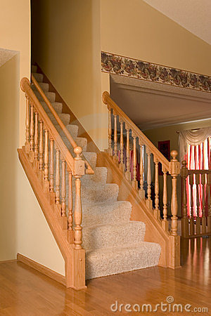 Free Stairs To Level One Stock Photos - 4935873