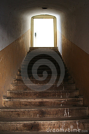 Free Stairway Into The Light Stock Images - 780184