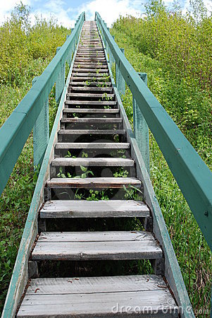 Free Stairway To Heaven Royalty Free Stock Photo - 14428705