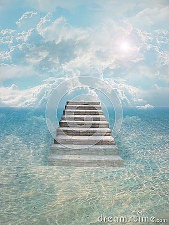 Free Stairway To Heaven Stock Photos - 15242593